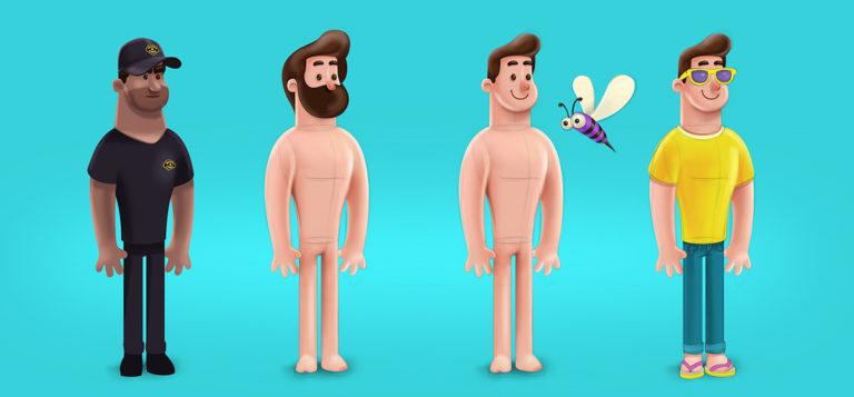 2D и 3D анимация