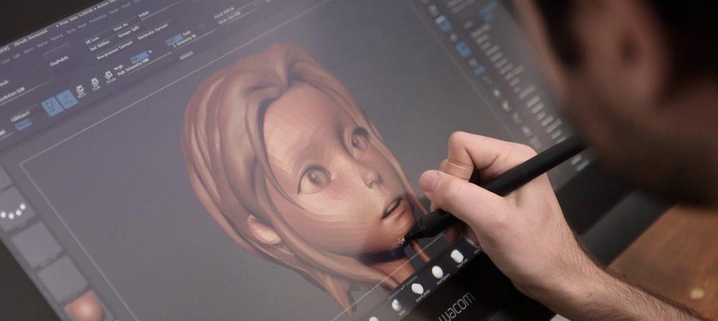 Разработка 3D анимации