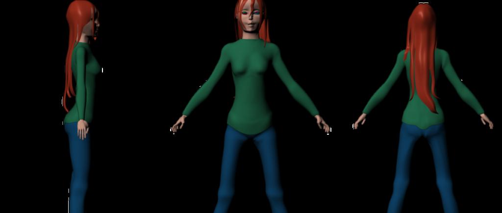 Анимация трехмерных объектов