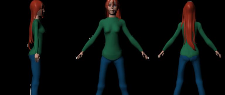 Анимация 3Д моделей