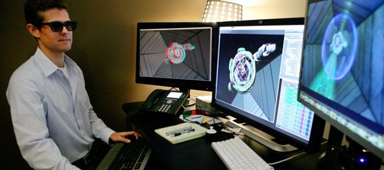 Создание 3D анимации