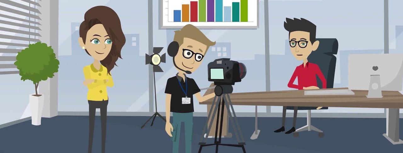 Студия видео анимации