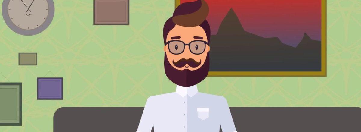 Создание векторной анимации