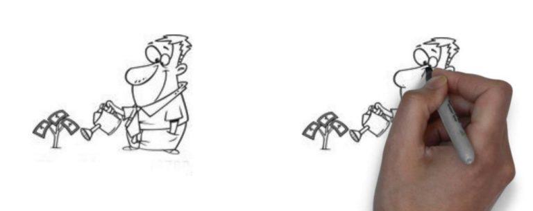 Дудл анимация