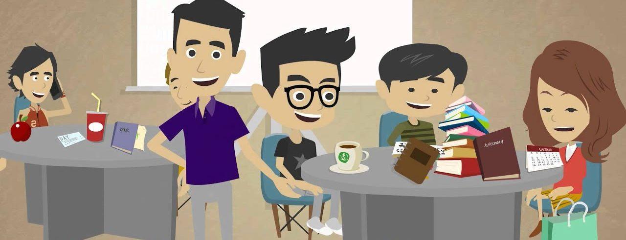 Создание анимационных мультфильмов