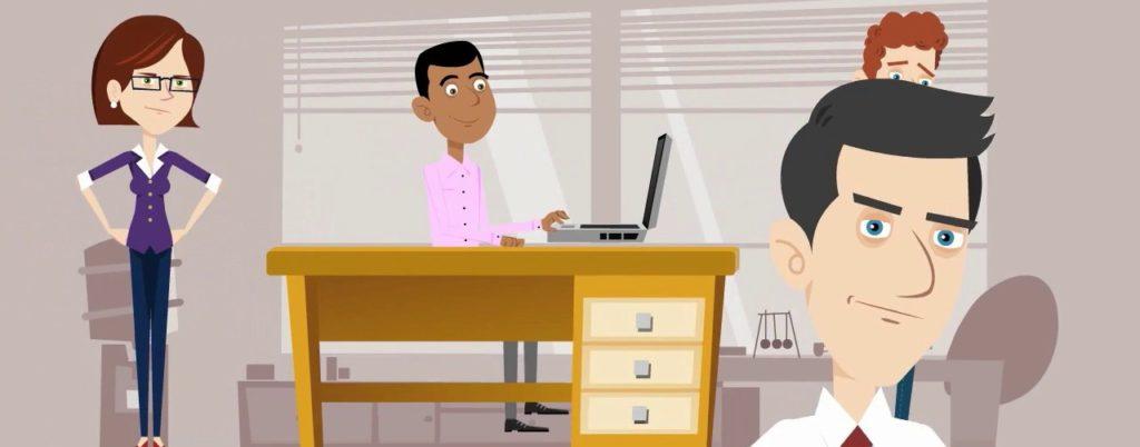 Съемка анимации