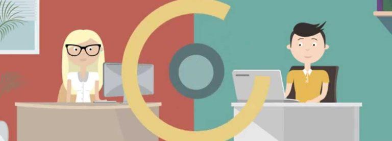 Анимационный ролик для сайта