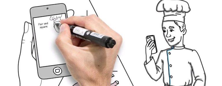 Создание рисованных видеороликов